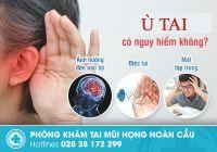 Dấu hiệu lỗ tai bị ù cảnh báo bệnh nguy hiểm