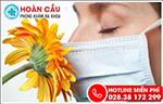 Chủ động phòng tránh, giảm khả năng mắc bệnh viêm mũi dị ứng