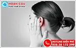 Chảy mủ lỗ tai là biểu hiện của bệnh gì?