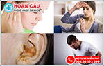 Đừng bỏ qua triệu chứng nhận biết viêm tai trong