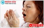 Hắt xì liên tục là bệnh gì?
