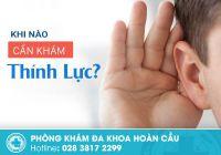 Những điều cần biết về khám thính lực