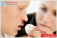 Lời cảnh báo: Chảy máu mũi bất thường là dấu hiệu bệnh lý nghiêm trọng