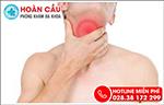 Biến chứng nguy hiểm của bệnh viêm họng mãn tính