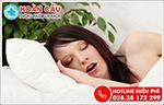 Tổng hợp các triệu chứng điển hình của ngáy ngủ
