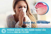 Bật mí cách trị nghẹt mũi hiệu quả từ bác sĩ tai mũi họng giỏi