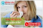 Nghẹt mũi kéo dài là dấu hiệu của bệnh gì?
