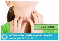 Ngứa họng là bệnh gì tìm hiểu nguyên nhân gây ngứa họng