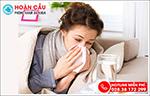 Nguyên nhân khiến bạn bị nghẹt mũi không ngửi được mùi
