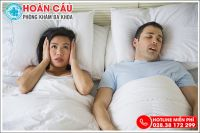 Nguyên nhân ngủ ngáy và những biến chứng nguy hiểm không thể bỏ qua