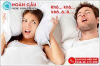 Nguyên nhân và phương pháp điều trị chứng ngủ ngáy