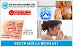 Polyp mũi có nên mổ không?